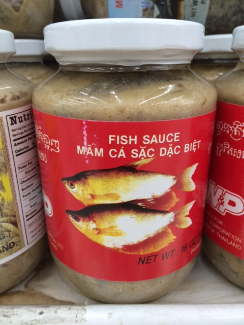Fermented fish sauce images galleries for Fermented fish sauce